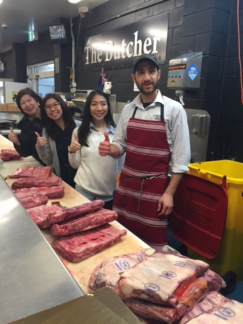 Meat Emporium | Ultimately Sydney | Sydney Tours | Gourmet Food Tours Sydney | Sydney Walking Tours | Small Group Tours