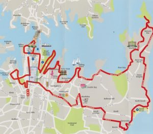 Map of Sydney Tour | The Story of Sydney | Sydney City Tour | Food Tours | Ultimately Sydney